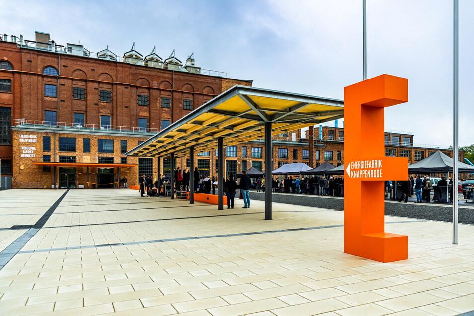 Ab dem 20. Juni empfängt die Energiefabrik Knappenrode wieder Besucher.