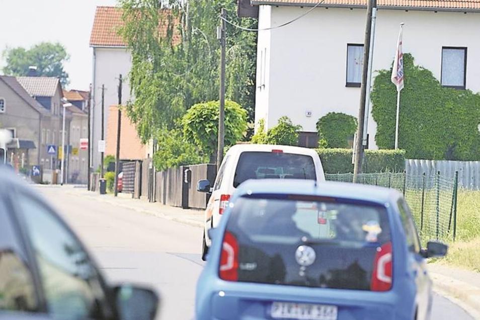 Blitzerstandort Kötzschenbrodaer Straße