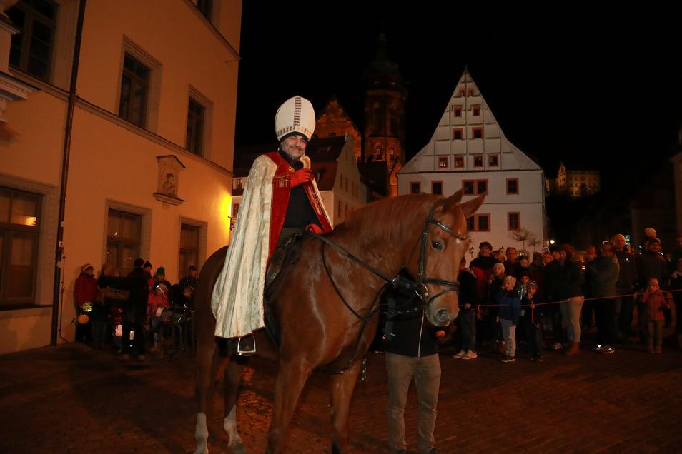 Auf einen großen Martinsumzug wie im vergangenen Jahr wird 2020 nicht nur in Pirna verzichtet.