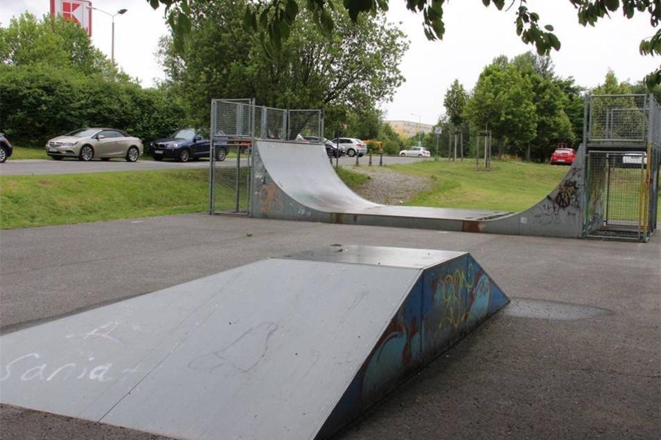 Eine neue Skateranlage mit Überdachung soll es in Gesundbrunnen geben.