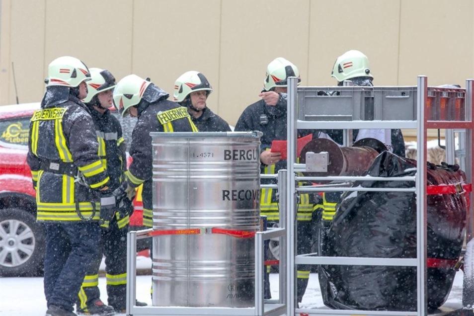 Rund 70 Rettungskräfte waren im Einsatz.