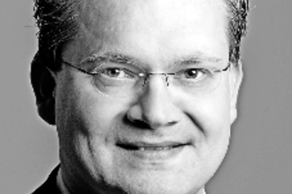 Im Großenhainer Alberttreff wird Markus Kremser am 9. Juli das Wahlforum mit den Bewerbern zur Landtagswahl moderieren.