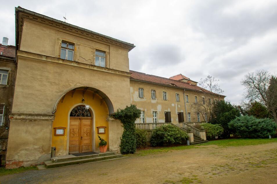 Nicht nur das Schlosscafe auf Gut Gamig ist jetzt geschlossen. Es besteht ein Betretungsverbot für das gesamte Objekt.