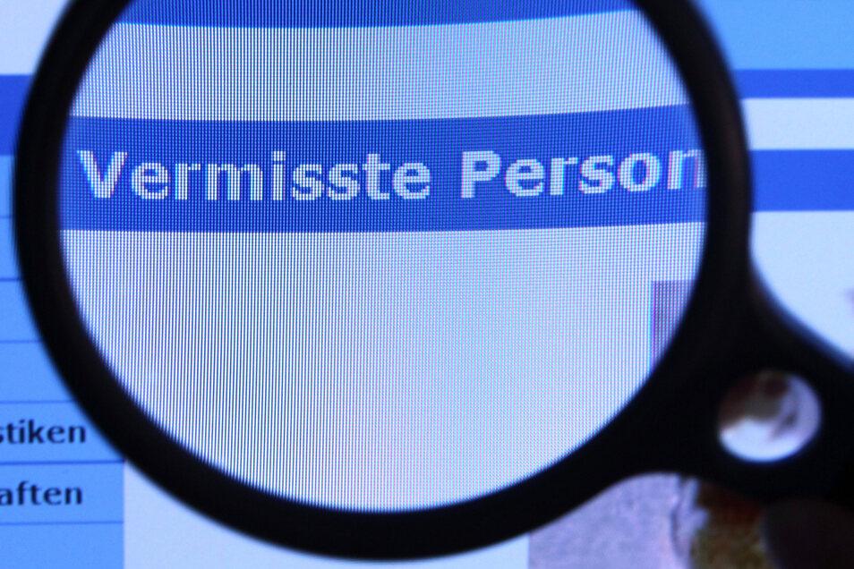 In Deutschland sind Vermisstenanzeigen bei der Polizei  Grundlage der App-Daten.