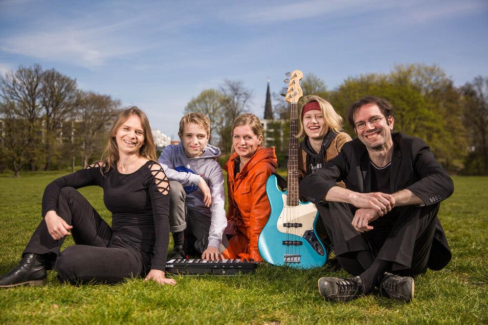 Die Bergers: Eine schrecklich nette Familie mit vielen Ideen für reichlich freie Zeit.