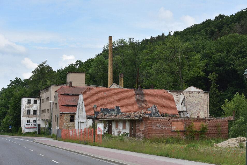 Die ehemalige Hafermühle soll umgebaut werden. Das ist bei dem Industriedenkmal schwierig, aber der Eigentümer verfolgt das Projekt weiter.