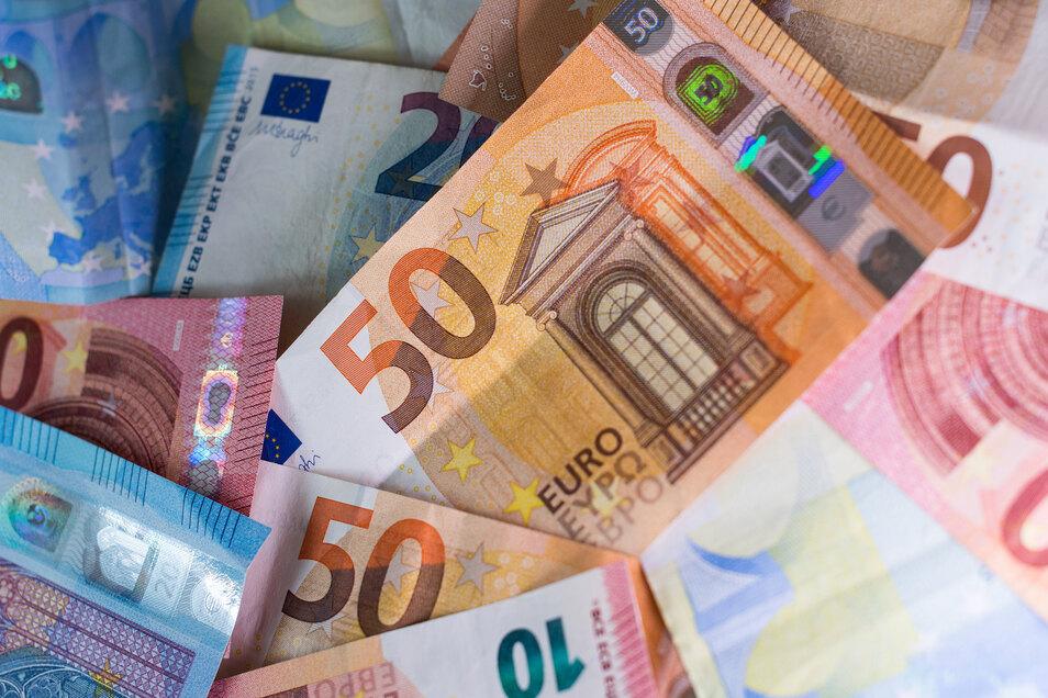 Bargeld soll auch während der Krise nicht knapp werden.