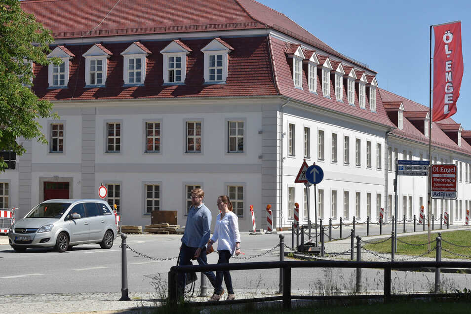 Die Herrnhuter Förderschule trägt den Namen von Johann Amos Comenius.