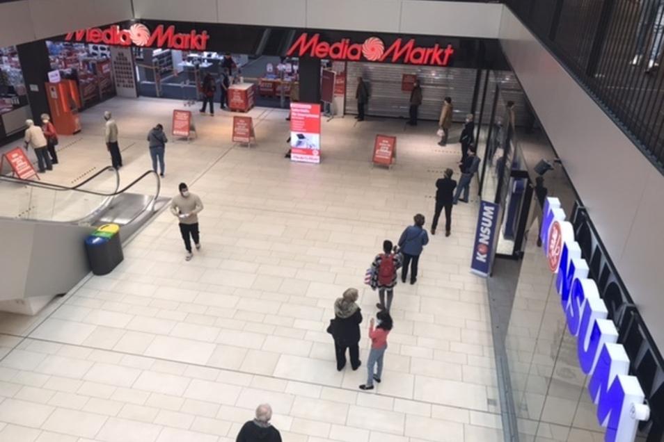 Dresden Einkaufszentren Offnen Mit Regeln Sachsische De
