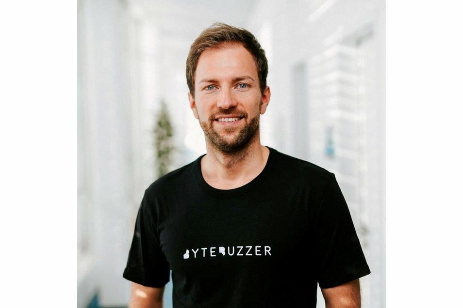 Ludwig Gawer ist Chef der ByteBuzzer GmbH in Dresden.
