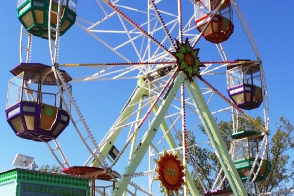Viel Spaß und Freude für Kinder und Erwachsene gibt es bei Sommerkirmes in Zittau.