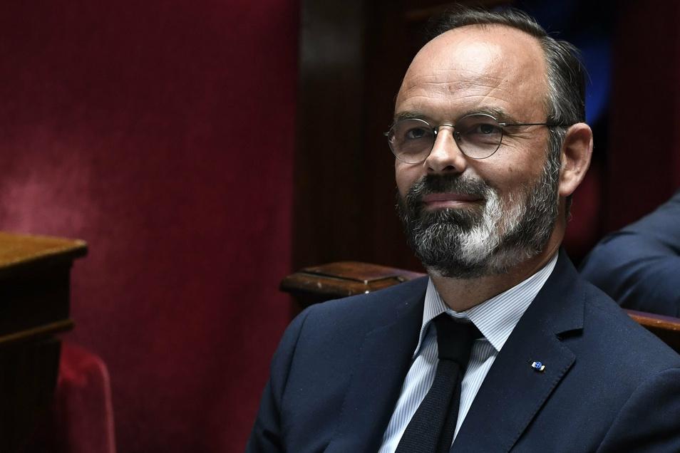 Edouard Philippe wird die französische Mitte-Regierung nach drei Jahren nicht weiterführen. Sein Nachfolger steht schon fest.