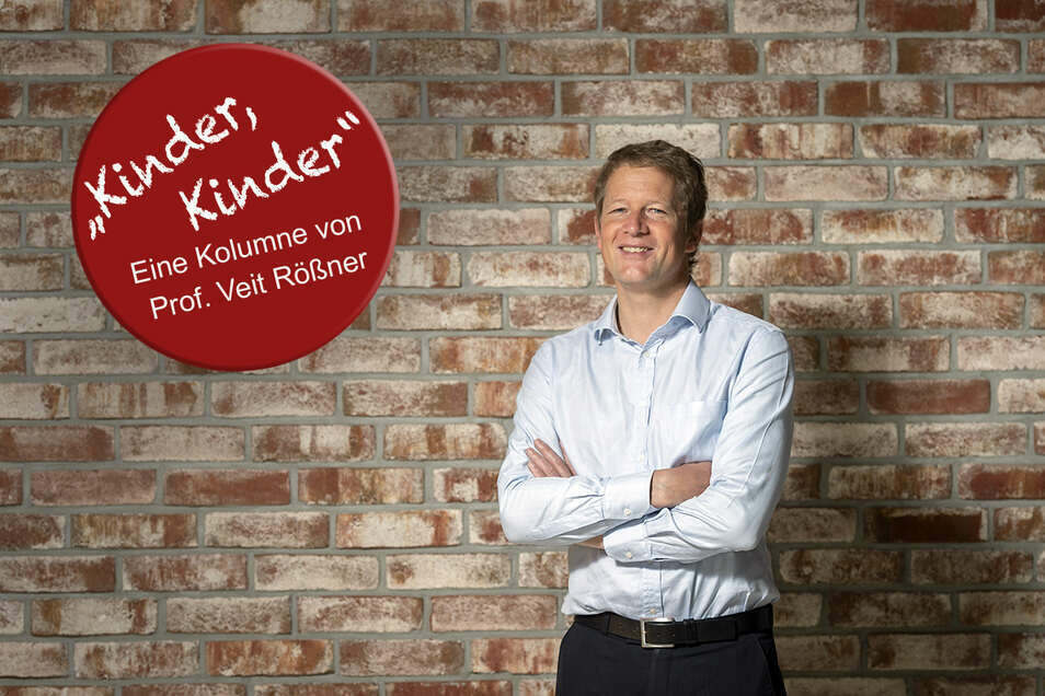 Prof. Veit Rößner ist Kinder- und Jugendpsychiater und schreibt regelmäßig für Sächsische.de.