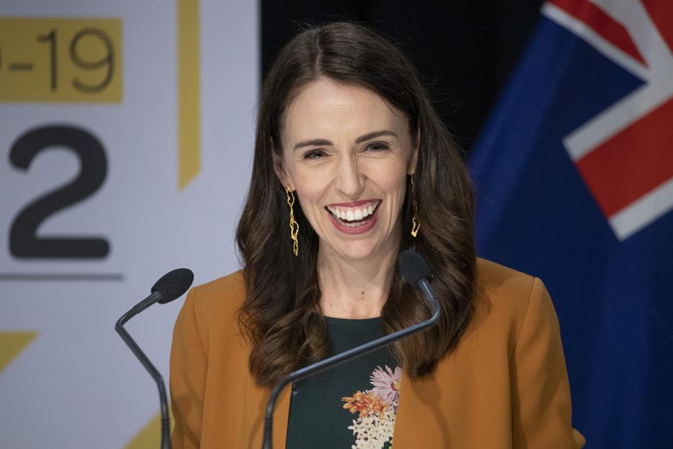 Zu früh gefreut: Anfang Juni hatte Jacinda Ardern, Premierministerin von Neuseeland, verkündet, das Coronavirus auf der Insel sei besiegt.