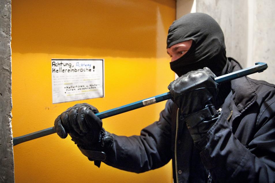 Einbrecher sind in Dresden in eine Firma eingestiegen.