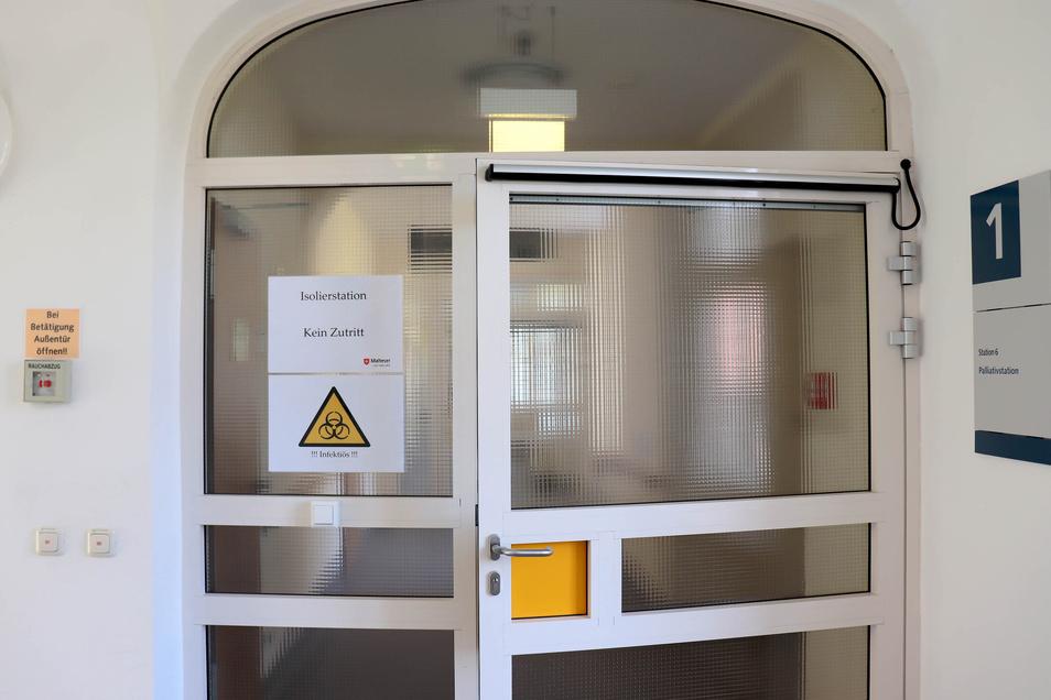 Tagelang kämpften die Mediziner und Pfleger im St. Carolus-Krankenhaus um das Leben des 70-jährigen Patienten.