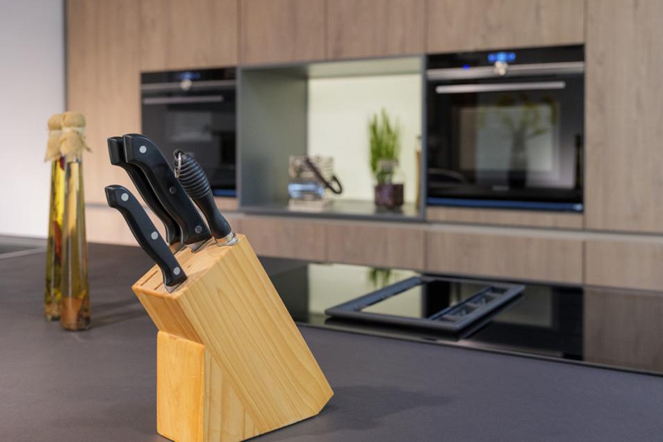 Küchen werden immer smarter und nachhaltiger.