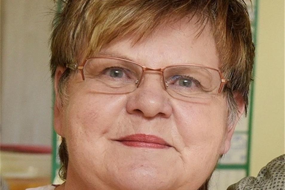 Birgit Müller ist die Vorsitzende des Schrebitzer Heimatvereins.