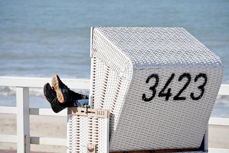 Urlaub an der Küste: Beliebte Quartiere etwa auf Rügen sind schon jetzt für den Sommer gut gebucht.
