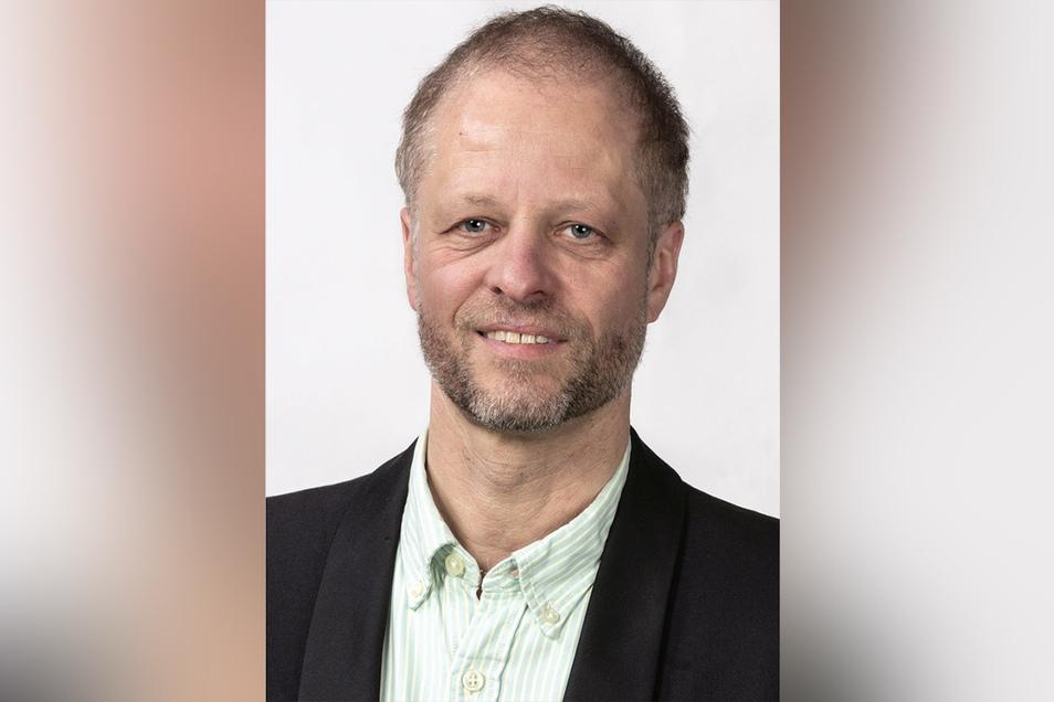 Jörg Pitschmann ist der neue Generalmusikdirektor der Mittelsächsischen Philharmonie. Zuvor war er Erster Kapellmeister.