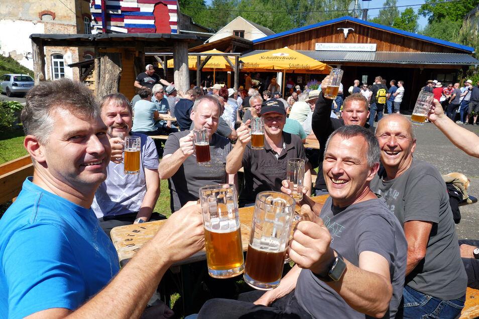 Der Männertag wird jedes Jahr vor allem mit zahlreichem Alkohol begangen.