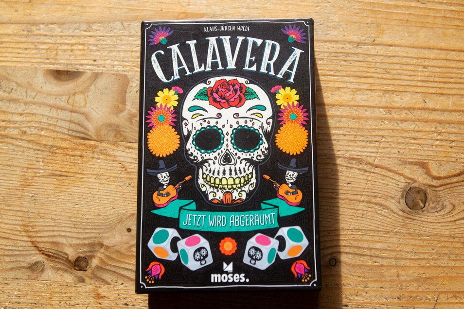 An den mexikanischen Tag der Toten lehnt sich das Spiel Calavera an.