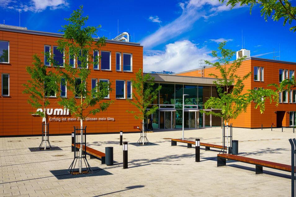 njumii - das Bildungszentrum des Handwerks, steht für modernes Lernen und bringt so die Karriere voran.