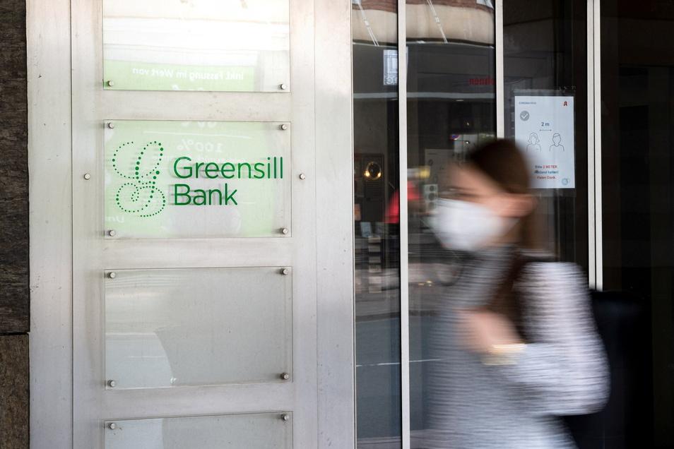 Städte und Gemeinden, also auch Coswig, sollen Geld aus der Insolvenzmasse der Greensill-Bank erhalten.