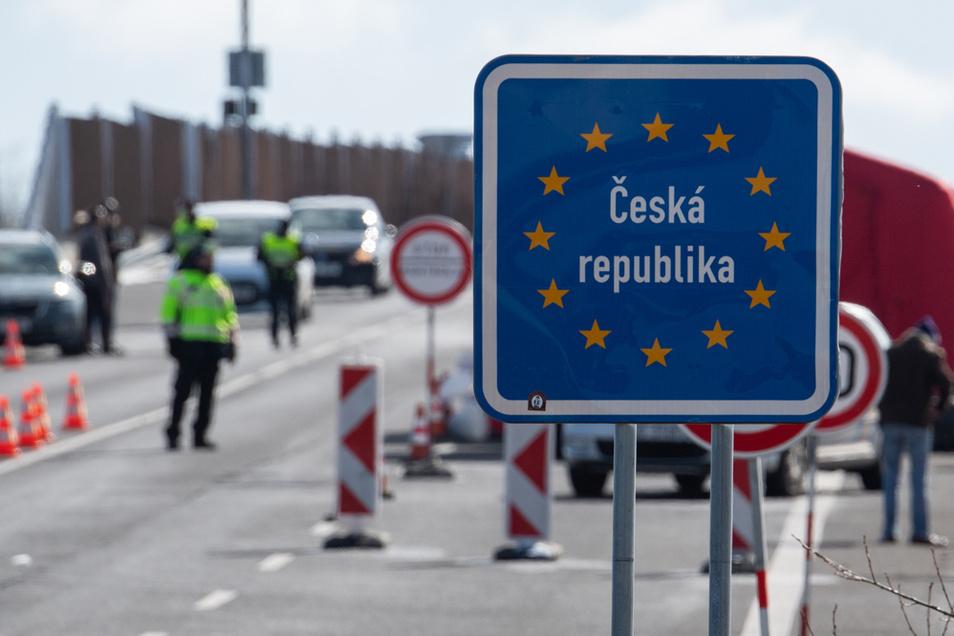 Für die Einreise nach Tschechien aus Deutschland soll die EU-Reiseampel nichts ändern.