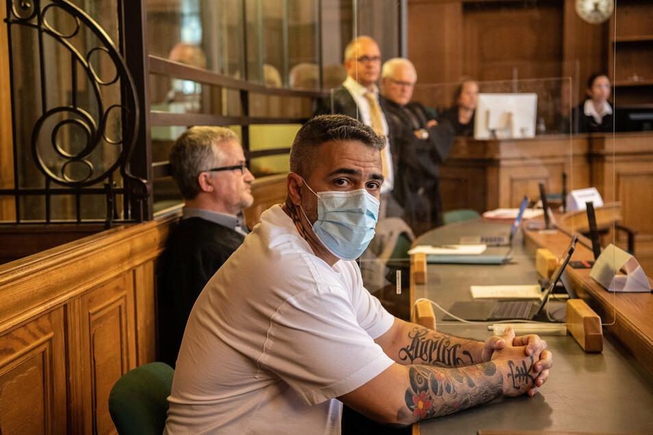 Bushido im Berliner Gericht.