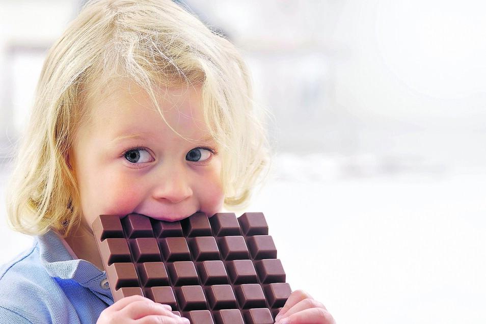 Warum essen ADHS-Kinder häufiger Schokolade? Brauchen sie mehr Belohnung?