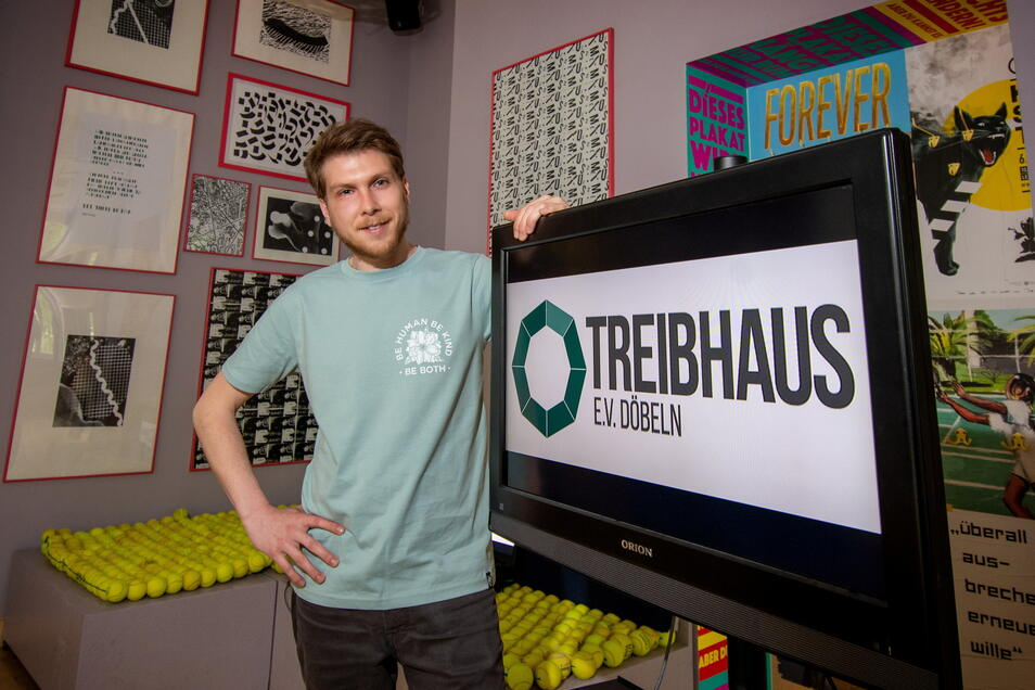 Medienpädagoge Johannes Gersten hatte drei Jahre beim SAEK mobil vor allem mit Kindern und Jugendlichen gearbeitet. Jetzt geht das Projekt unter anderem Namen unter Trägerschaft des Vereins Treibhaus weiter.