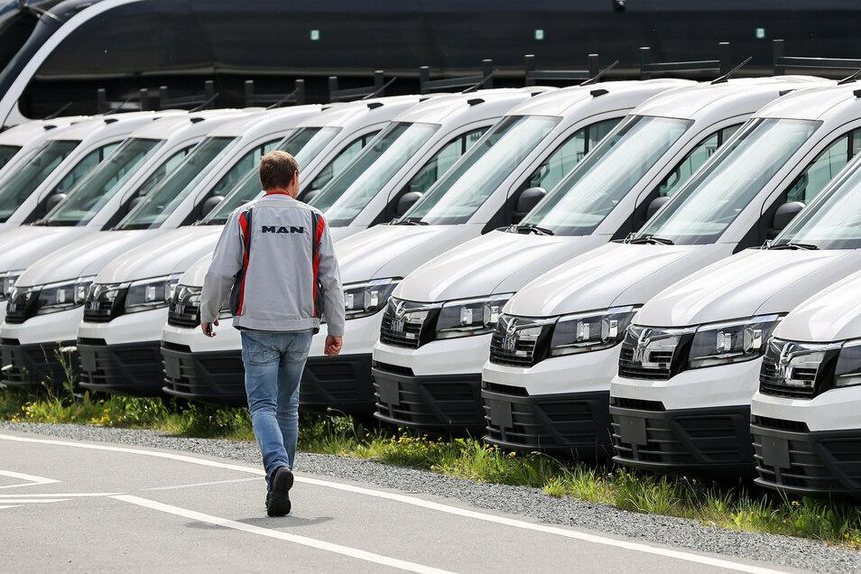 Der Thüringer Fahrzeugbauer Binz übernimmt das MAN-Werk in Plauen.