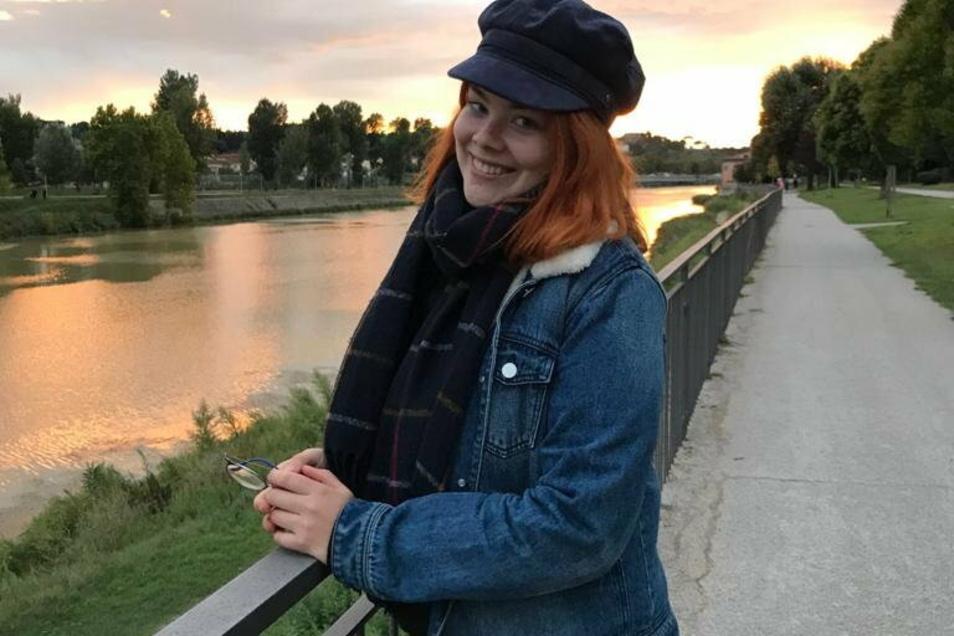 Priska Bertram aus Königshain lebt seit September im italienischen Florenz, der Hauptstadt der Toskana.