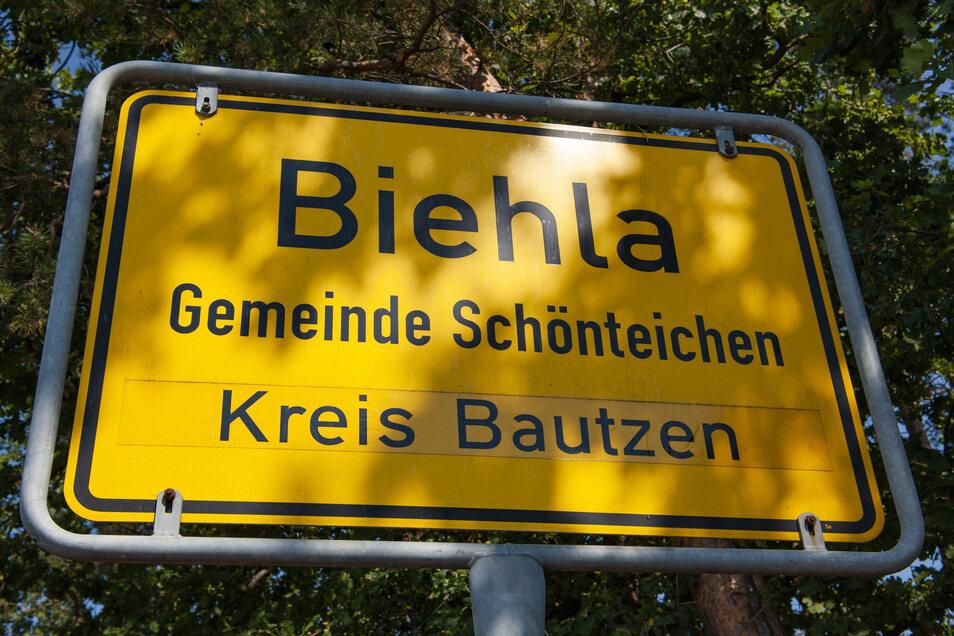 Biehla gehörte bisher schon zum AZV Kamenz, jetzt ist der Verband auch für anderen Orte der ehemaligen Gemeinde Schönteichen zuständig.