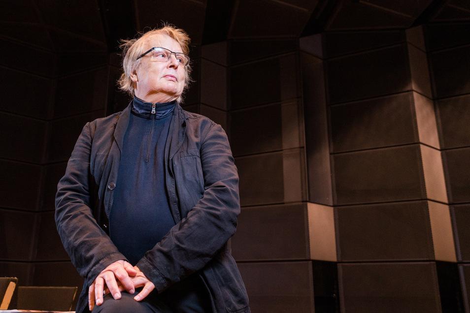 """Der Kabarettist Wolfgang Schaller hat bis 2019 die """"Herkuleskeule"""" in Dresden geleitet."""