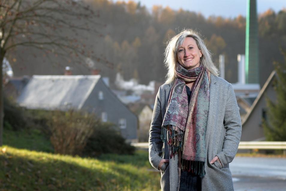 Kriebsteins Bürgermeisterin Maria Euchler (FWK) kann einige Corona-Regelungen nicht nachvollziehen.