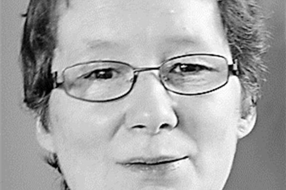 Angela Palm (53), Spitzenkandidatin für Die Linke
