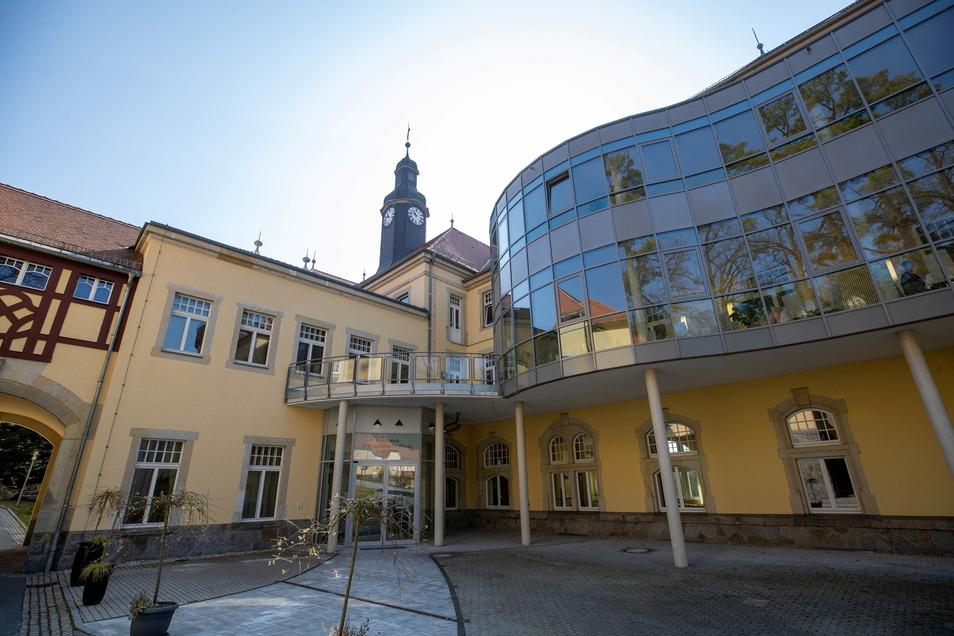 Die Asklepios-Hohwald-Klinik.