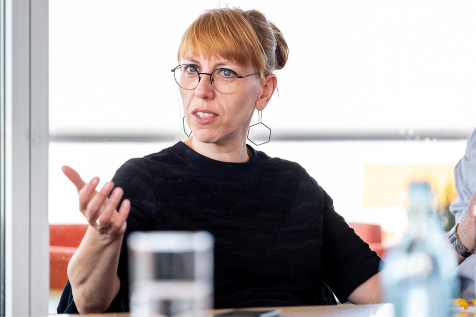 Justizministerin Katja Meier fordert eine bessere Kommunikation mit den Bürgern.