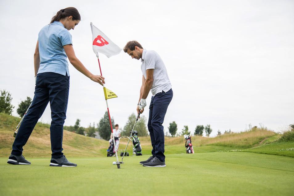 Geschummelt wird nicht: Fair Play ist ein wesentlicher Bestandteil des Golfsports.
