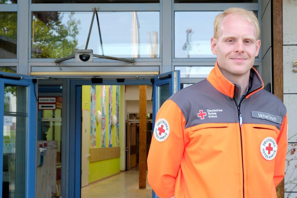 Verantwortlich für 300 Mitarbeiter und 50 Angestellte: Werkstättenleiter Michael Druch.
