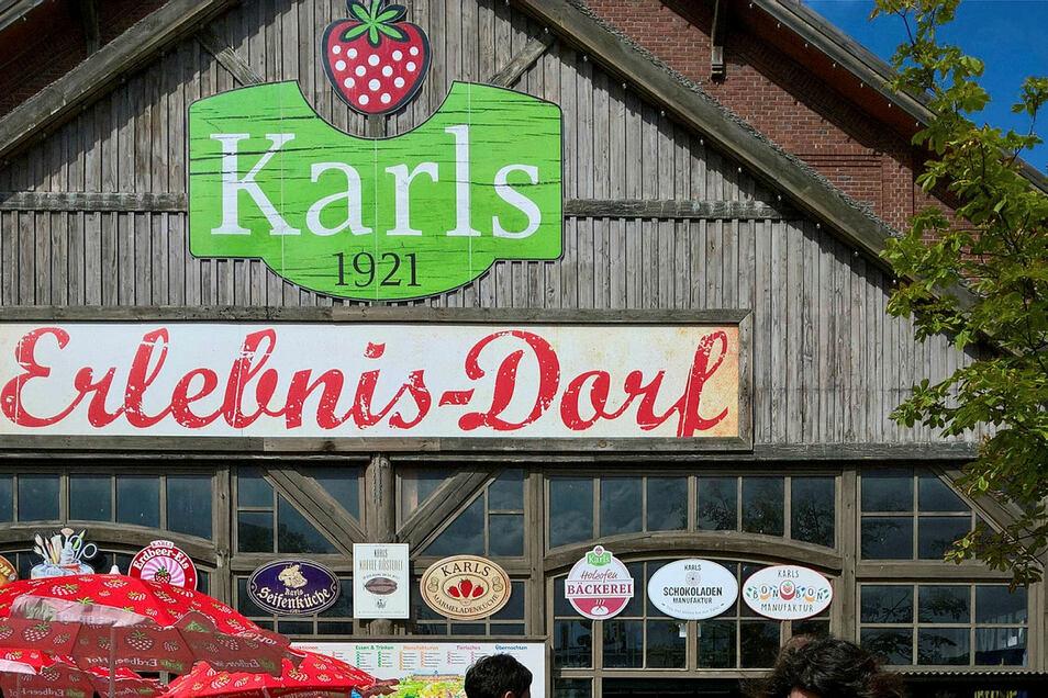 Karls Erdbeerhof will in Bannewitz ein Erlebnis-Dorf bauen.