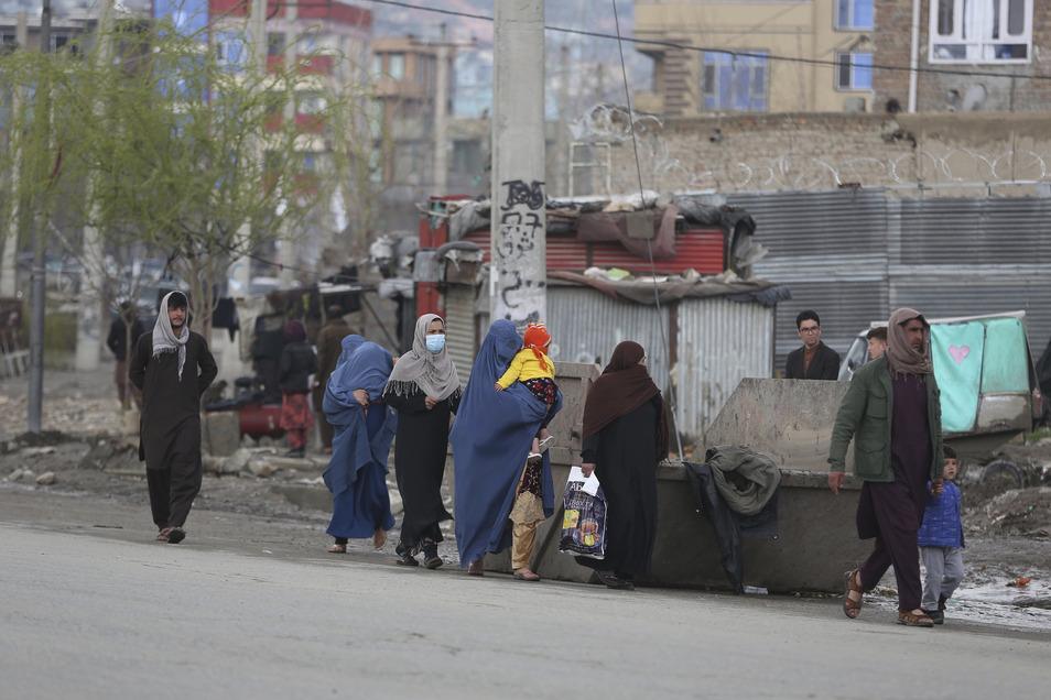Zwischen Afghanistans Regierung und den Taliban laufen seit Mitte September Friedensgespräche in Doha.