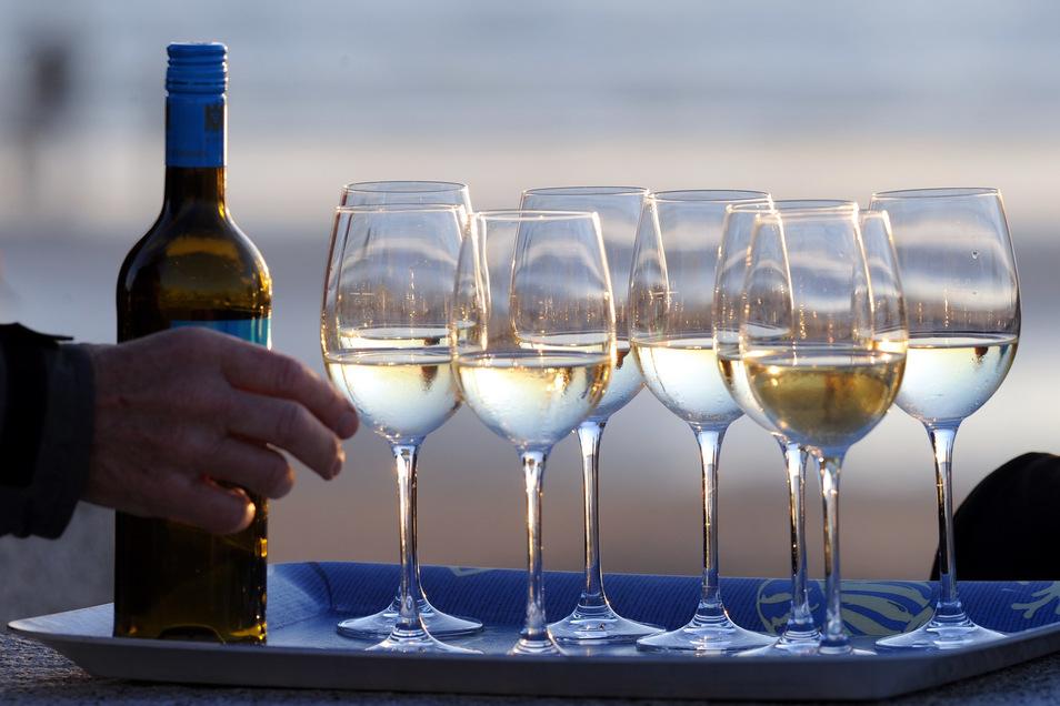 Weingläser sind eins der wenigen Utensilien, die der Weintrinker wirklich braucht.