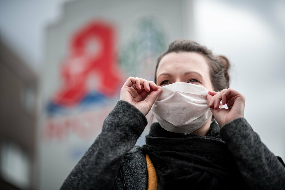 Viele Dresdner sind verunsichert, wenn es um eine mögliche Infektion mit dem Corona-Virus geht.