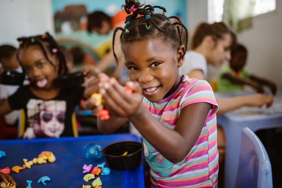 Die Spenden der Dresdner Hope-Gala fließen direkt in die  Hope-Projekte in Südafrika.