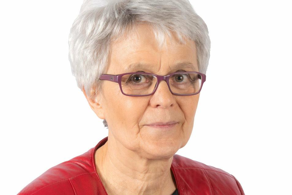 Jutta Ebert ist die neue CDU-Fraktionschefin im Freitaler Stadtrat.