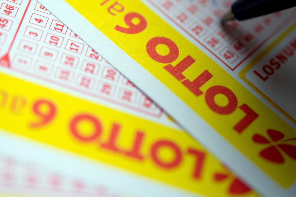 Über einen hohen Gewinn kann sich ein Lotto-Spieler aus dem Landkreis Bautzen freuen.