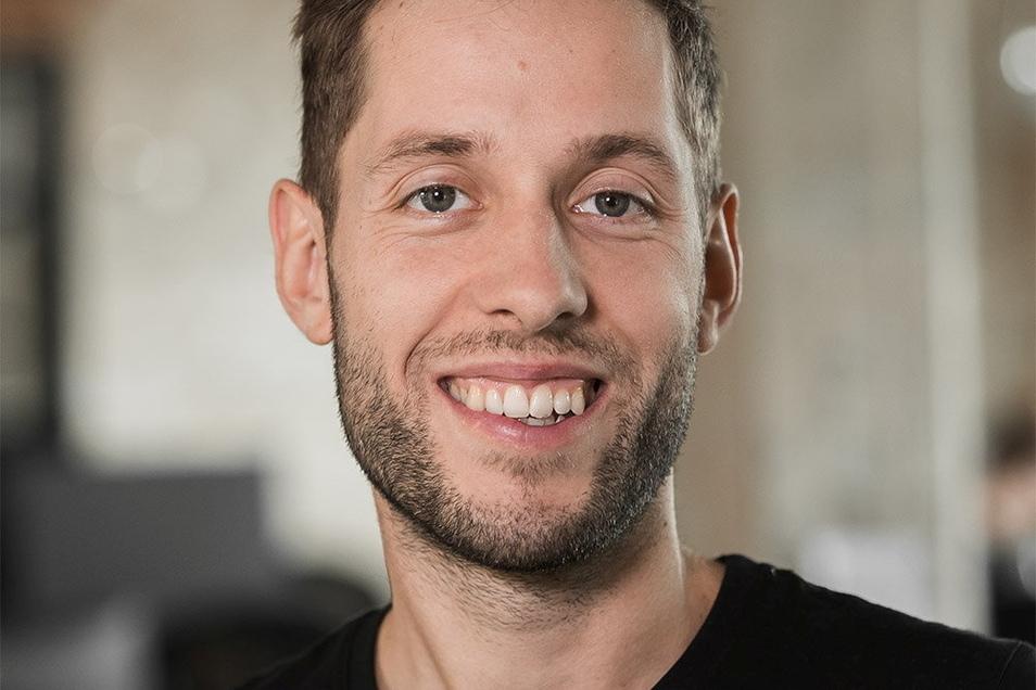 Martin Böhringer hat an der TU Chemnitz Informationstechnologie studiert, seinen Doktor gemacht und 2014 Staffbase mitgegründet.